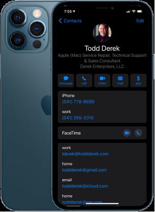 iOS Data & Security